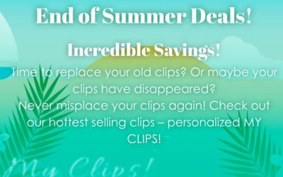 End of Summer Deals! Incredible Savings!