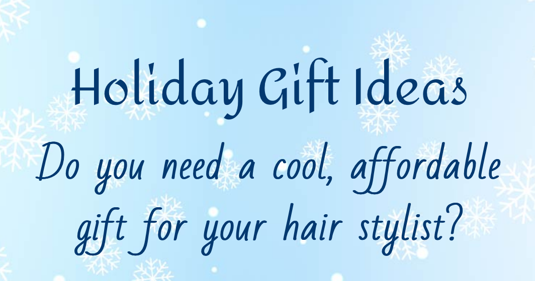 Cool Affordable Gifts For Your Hair Stylist Krembs Company